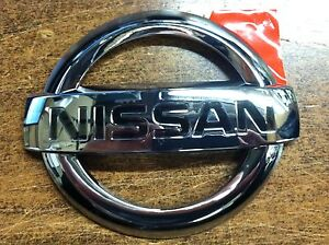 New Oem 2009 2012 Nissan Murano Rear Hatch Emblem Nissan Logo