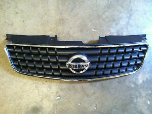 New Oem 2004 2006 Nissan Altima Grille With Emblem Non Se R Package Only