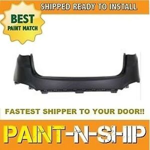 New Fits 2010 2011 2012 Hyundai Tucson Upper Rear Bumper Painted Hy1100178