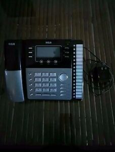 Rca Business Expandable 4 Line Telephone 25424re1 a
