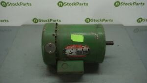 1hp 1800rpm Dayton 3n087 e Nsmd 1 Hp Electric Motor 1725 Rpm F56c Tefc 230 4