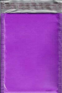 1000 0 Purple Poly Bubble Mailers Envelopes Bags 6x10 Extra Wide Cd Dvd 6x9