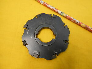 Valenite Usa 4 Indexable Carbide Insert Mill Cutter Milling Vst 04 3 08 38 44