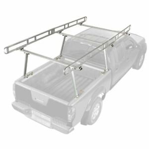 Titan Aluminum No Drill Over Cab Truck Rack Adjustable