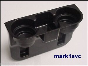 Double Cup Cellphone Holder Black No Tools Made In Usa Car Truck Suv Drink Boat