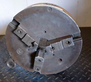 15 3 Jaw Chuck With D1 8 Spindle Mount inv 33844