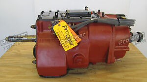 Rt8908ll Eaton Fuller Transmission 8 Speed Low Low