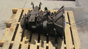 5 Speed Isuzu Msa5d Truck Transmission Isuzu Npr Chevy And Gmc
