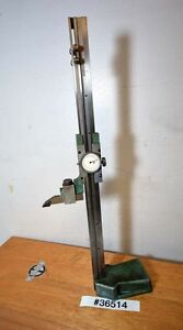Kanon 12 Inch Dial Height Gage inv 36514