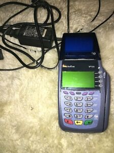 Used Verifone Vx510 Card Reader
