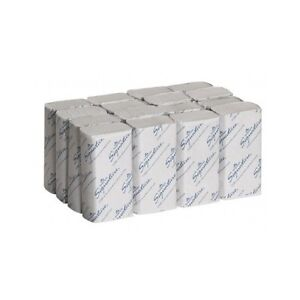 Multifold Paper Towel Case Trifold White Premium 2 Ply General Purpose Cleaning