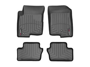 Weathertech Floor Mats Floorliner For Jeep Patriot Compass 2017 Full Set Black