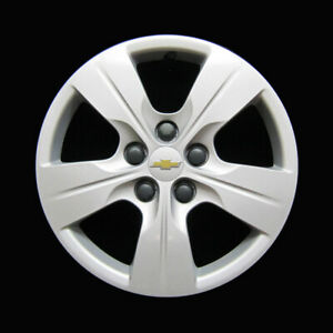 Hubcap For Chevy Cruze 2016 2019 Genuine Oem Factory 15 Wheel Cover 3302