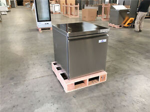 Nsf 27 Ins Under Counter Freezer Undercounter Tuc27f