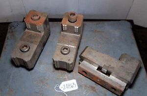 3 Large Reversible Chuck Jaws inv 24863