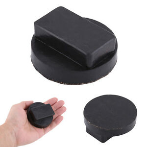Black Car Rubber Jack Pads Tool Jacking Pad Adapter For Bmw Mini R50 52 53 55 Af