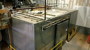 Walk In Freezer Southeast Cooler Complete 18ft X 24ft X 10ft