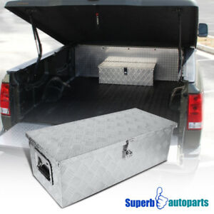 30 X13 X10 Pickup Truck Rv Tool Box Underbody Storage Under Bed Trailer W Lock