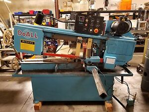 Doall C 916a Automatic Band Saw Excellent