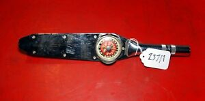 Snap on Torque Meter Torque Wrench 0 100 Foot Pounds inv 23711