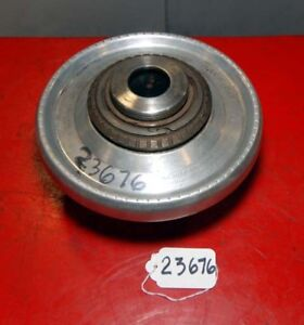 Jacobs Rubber Flex Spindle Nose Lathe Chuck L0 Spindle Mount
