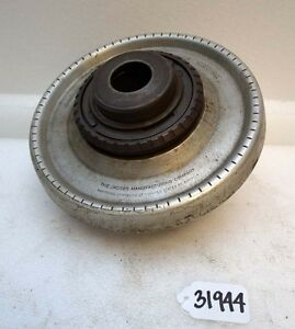 Jacobs Spindle Nose Lathe Chuck D1 6 Spindle Mount inv 31944