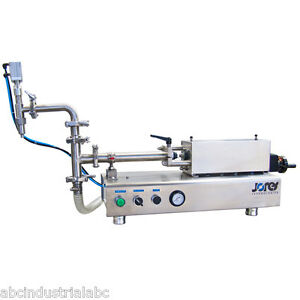 Liquid Filling Machine Manual Bottling Adjustable 30 250ml Bottle Filler