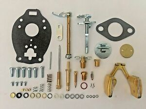 Allis Chalmers Wc Wd Major Tractor Carburetor Repair Kit With Float