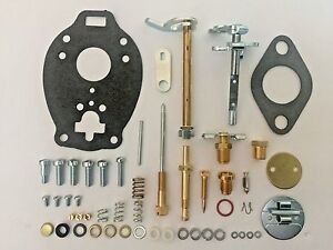 Allis Chalmers Wc Wd Major Tractor Carburetor Repair Kit