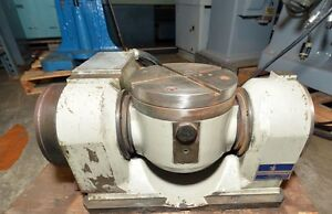 Jones shipman 9 Inch Cnc Rotary Table inv 34006