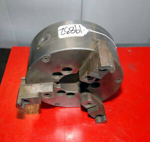 3 Jaw 10 Inch Imported Lathe Chuck inv 19832