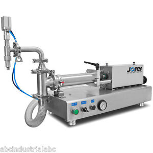 Liquid Filling Machine Manual Bottling Adjustable 50 500ml Bottle Filler