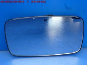 Porsche 911 928 944 Exterior Mirror Twist Type Mirror Glass Genuine Oem
