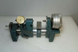 Brown Sharpe Ultra Mike Micrometer comparator Inv 5681