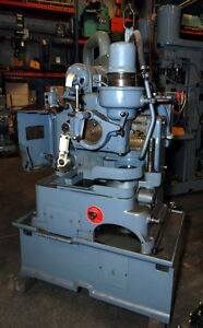 Fellows 72 Gear Shaper S n 26899 inv 15667