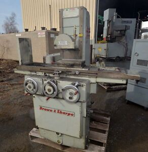 Brown And Sharpe 618 Surface Grinder inv 33123