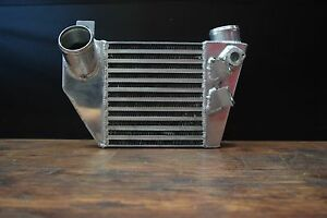 Mk4 1 8t Side Mount Intercooler