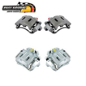 Front And Rear Quality Oe Brake Calipers Ford Excursion F 250 F 350 Super Duty