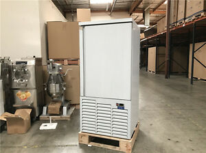 38 F Blast Chiller Shock Reach In Shock Freezer Bl10
