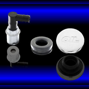 Valve Cover Oil Cap And Pcv Valve For Sb And Bb Mopar 318 340 360 361 383 440
