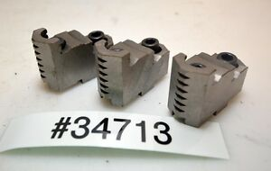Set Of 3 Bison Chuck Jaws inv 34713