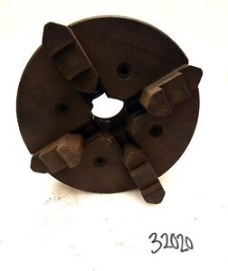 South Bend 4 Jaw Chuck No 4207 55 inv 32020