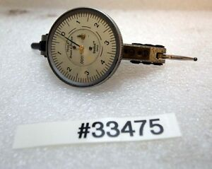 Brown And Sharpe Dial Test Indicator Bestest Model 7028 4 inv 33475