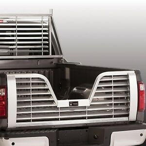 Husky Liners Aluminum 5th Wheel Tailgate Silver 99 16 F250 f350 Super Duty 15130