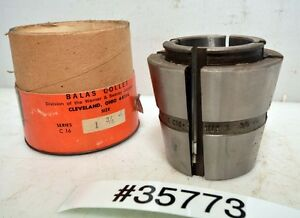 Balas Flexi grip Series C16 Collet 1 3 4 Inch inv 35773