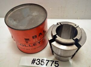 Balas Flexi grip Series C16 Collet 1 5 8 Inch Nos inv 35775