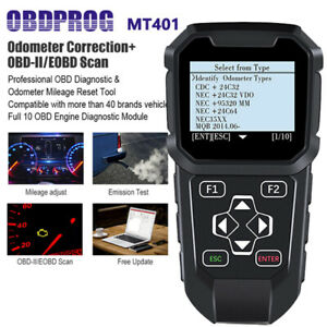 Automotive Obd2 Mileage Correction Car Diagnostic Odometer Adjustment Tool Us