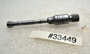 Brown And Sharpe Intrimik 350 425 Inch Inside Micrometer inv 33449