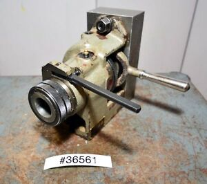 Phase Ll 5c Collet Index Fixture inv 36561