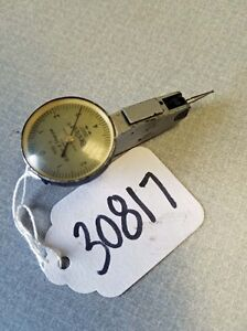 Brown And Sharpe 7032 3 Dial Test Indicator 30817
